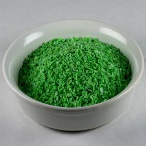 F212 vert petit pois